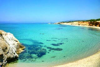 Naxos Beaches Faros Villa Alyko Beach