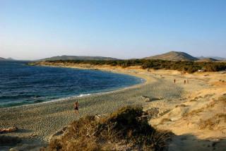 alyko kedros beach naxos