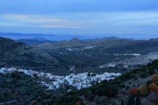 Naxos Villages Faros VIlla Keramoti Village